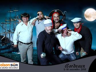 Soirée pirates à la Faïencerie de Bordeaux