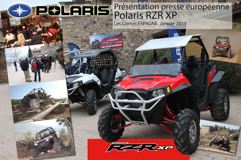 automobile polaris presse