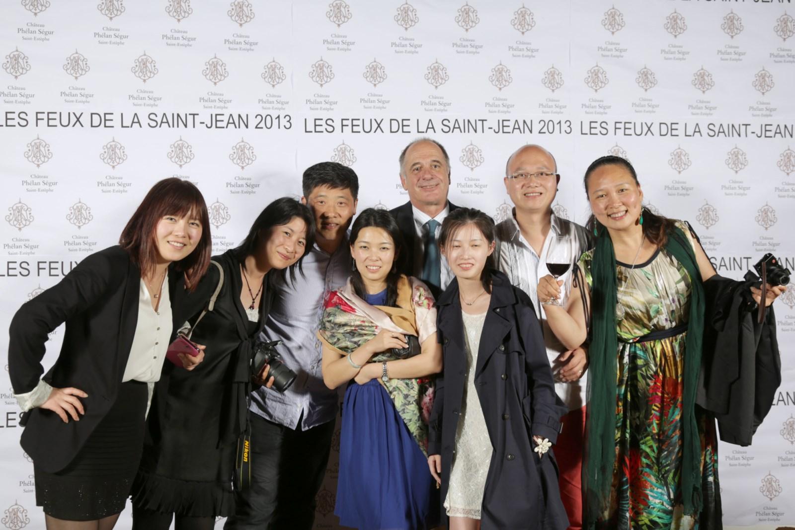 PHOTO CALL FEUX DE LA ST JEAN