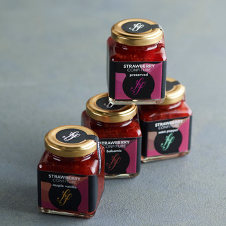 Factelier food-Strawberry confiture