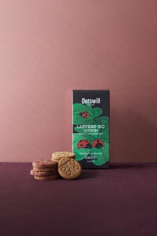 Dot's will - Ladybird Go Cookies