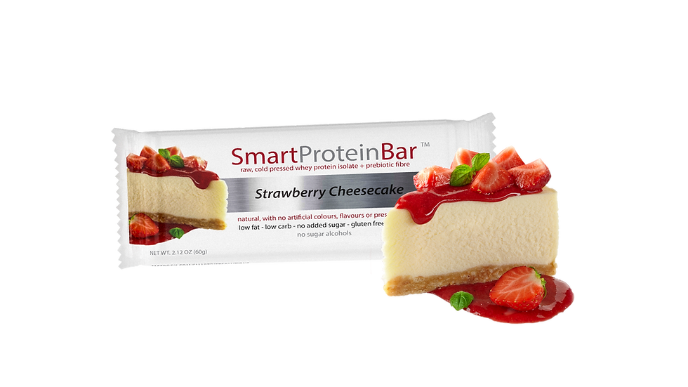 Smart Protein Bar - Strawberry Cheesecake