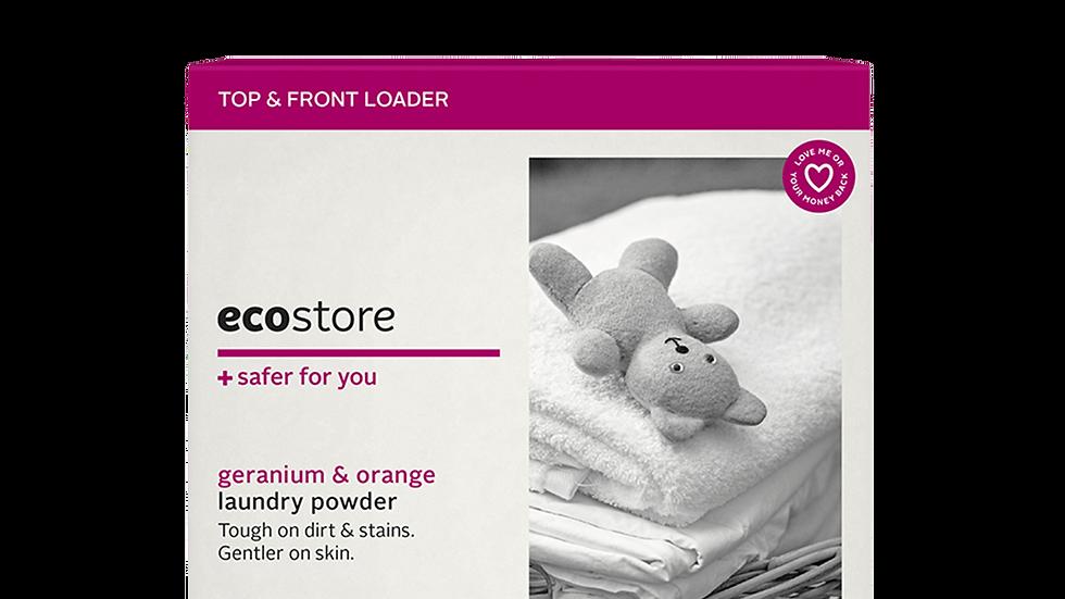 Eco Store - Geranium & Orange Laundry Powder 1kg