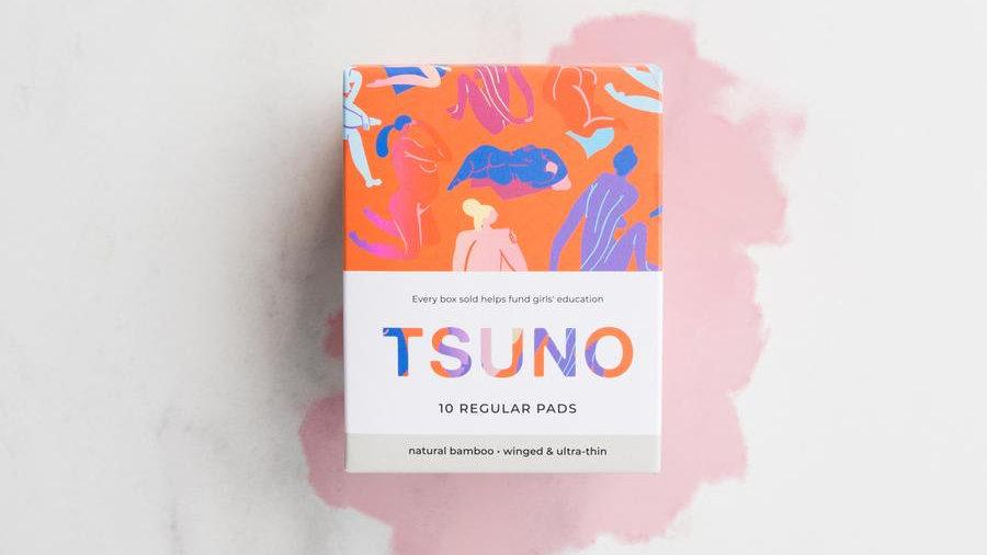 Tsuno - Regular Winged Pads