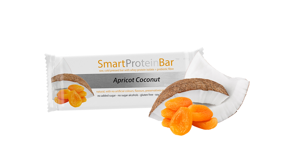 Smart Protein Bar - Apricot and Coconut
