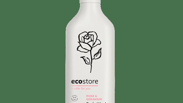 Eco Store - Rose & Geranium Body Wash