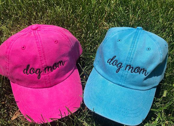Dog Mom Adams Pigment Dyed Hat