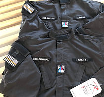 Embroidered Tactical Jackets