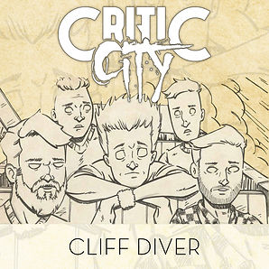 Critic City - Cliff Diver Artwork.jpg