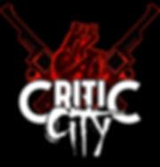 Critic City - Heart Revolver T-Shirt FIN