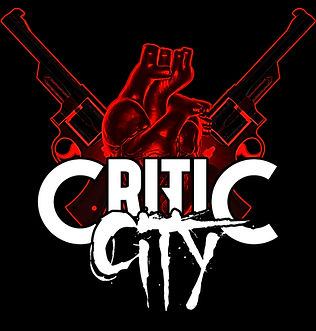 Critic City - Heart Revolver T-Shirt FIN