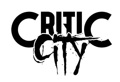 Critic City Logo T-shirt