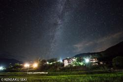 パロの夜空①・Bhutan2016