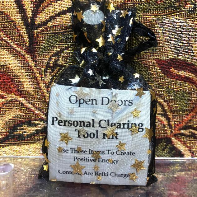 Open Doors Tool Kit - Personal Cleansing