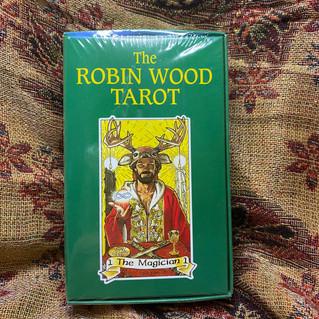 Robin Wood Tarot / Wood, Robin