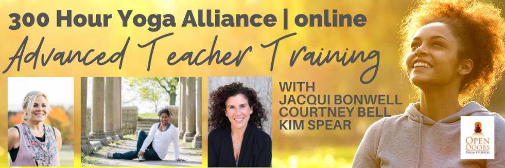 Jacqui Bonwell, 300hour Yoga Teacher Training, February 2021