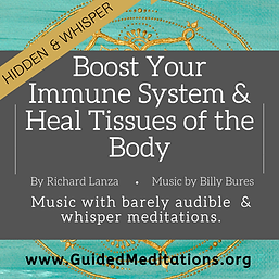 Immunity & Healing Subliminal Meditation