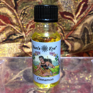 Sun's Eye Oil - Cinnamon 1/2 fl. oz.
