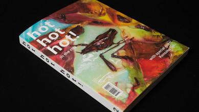 フォトアートマガジン「hot hot hot!」に「OF HOPE AND FEAR」が掲載