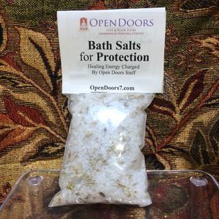 Open Doors Bath Salts - Protection