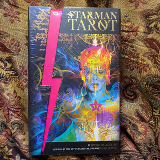 Starman Tarot - de angelis, davide