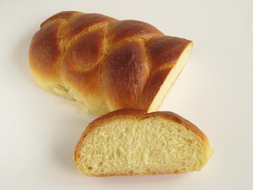 Swiss Bread – (Zopf Bread)