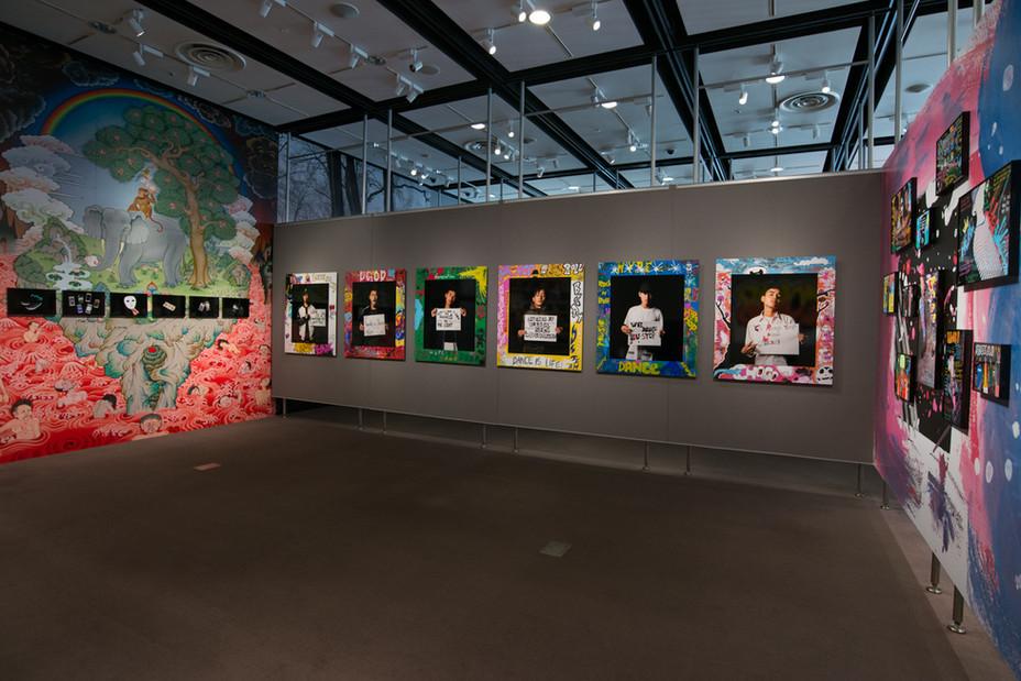 写真展「GOKAB 」TOKYOGRAPHIE オープニングプログラム終了