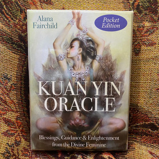 Kuan Yin Oracle - Pocket edition - fairchild, alan