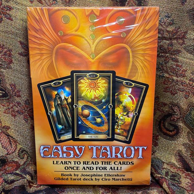 Easy Tarot - ellershaw & marchetti, Josephine &
