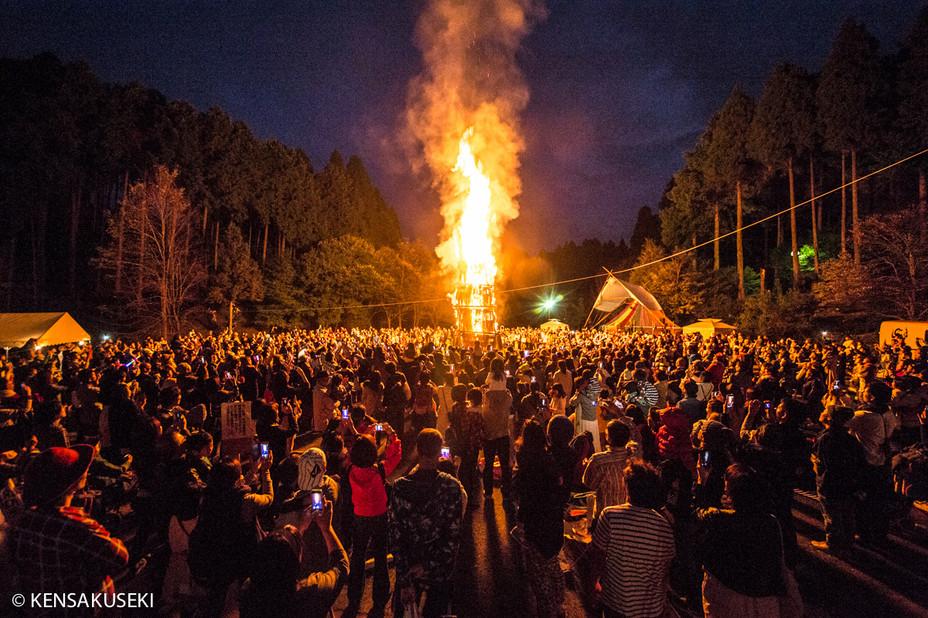 体験型音楽祭「山のおんぶ」5年間撮影をさせていただきました