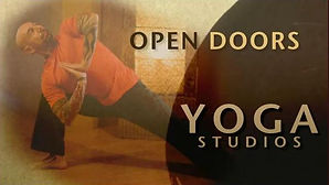 Open Doors Yoga Studios, contact information, management team, 781-843-8224 7days/9am-9pm