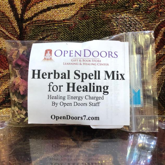 Open Doors Spell Mix - Healing