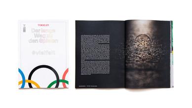 ドイツのオリパラ雑誌「20.20」第3号が刊行。東京の今を伝える特集を担当しました