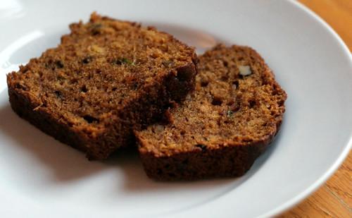 Zucchini Bread or Muffins