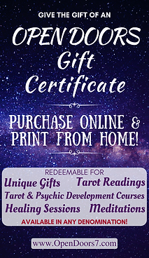 Gift certificates are available to purchase online and print from home.