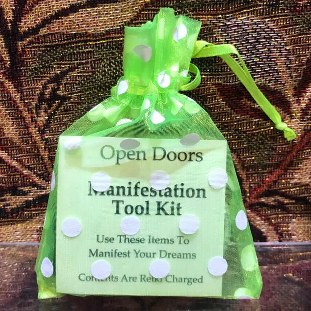 Open Doors Tool Kit - Manifestation