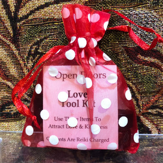 Open Doors Tool Kit - Love