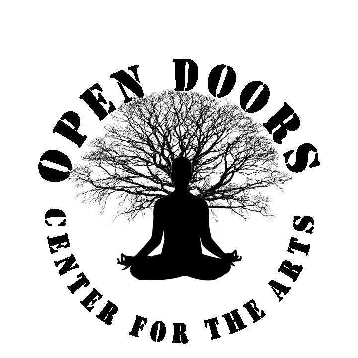 Open Doors Center for the Arts Logo