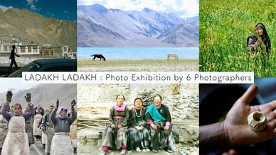 6人の写真展「LADAKH LADAKH」開催します