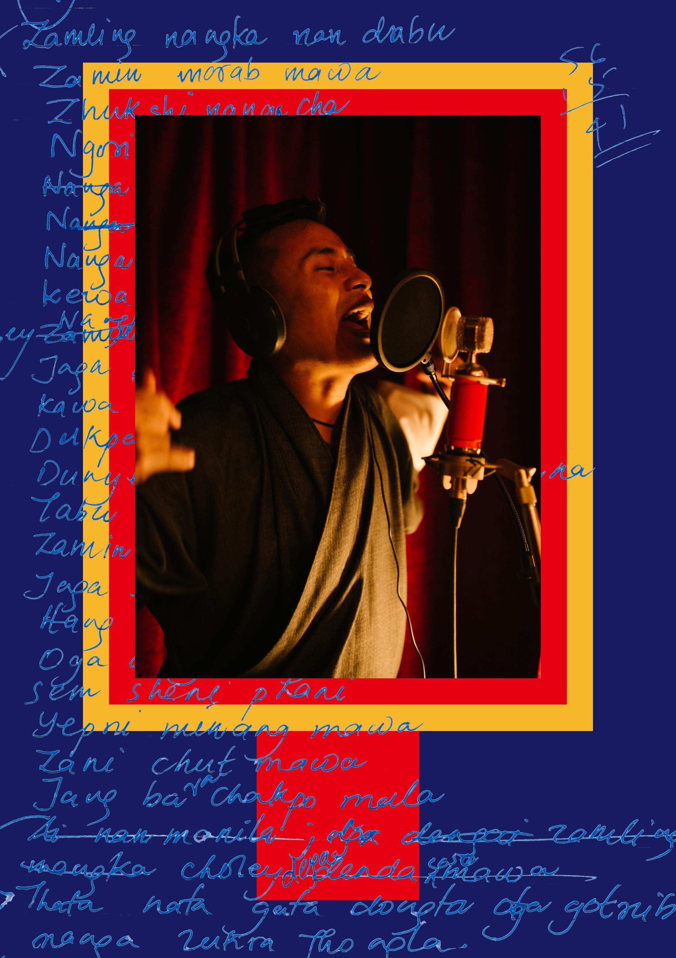 Rap Sattva-The Bhutanese Rapper-