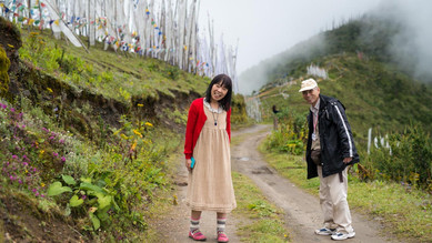 山元加津子さんとブータンの旅