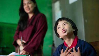 障がい児職業訓練所ダクツォの子どもたちから学んだこと
