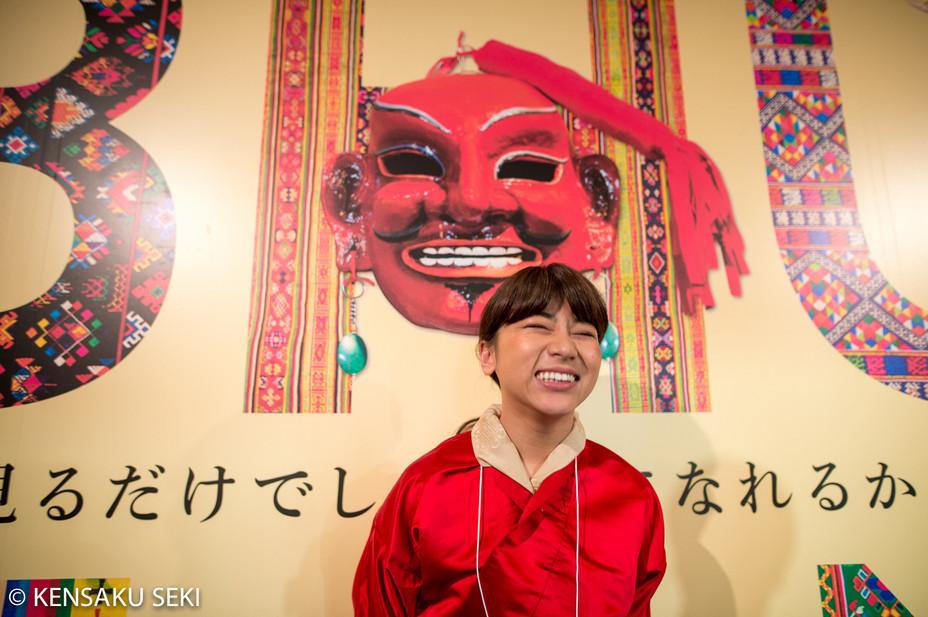 ブータン展の開会式・内覧会に行ってきました