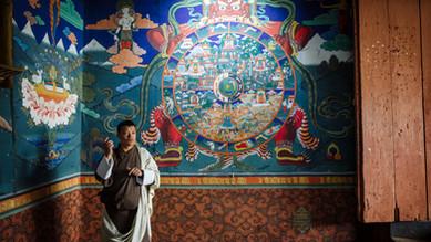 ブータンの日本語ガイド、プブ・ツェリンさん来日。 旅行説明会を開催