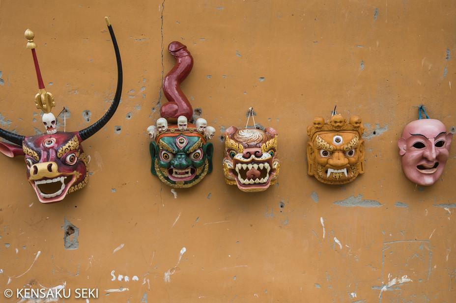 This is Bhutanese Art...
