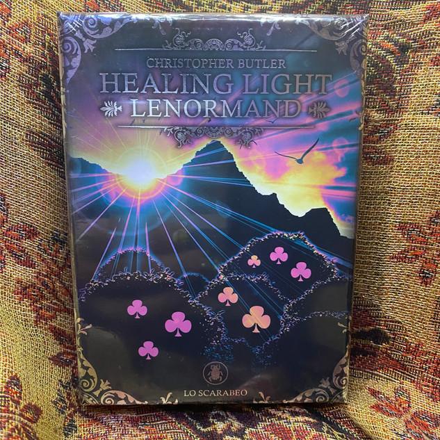 Healing Light Lenormand - butler, christopher