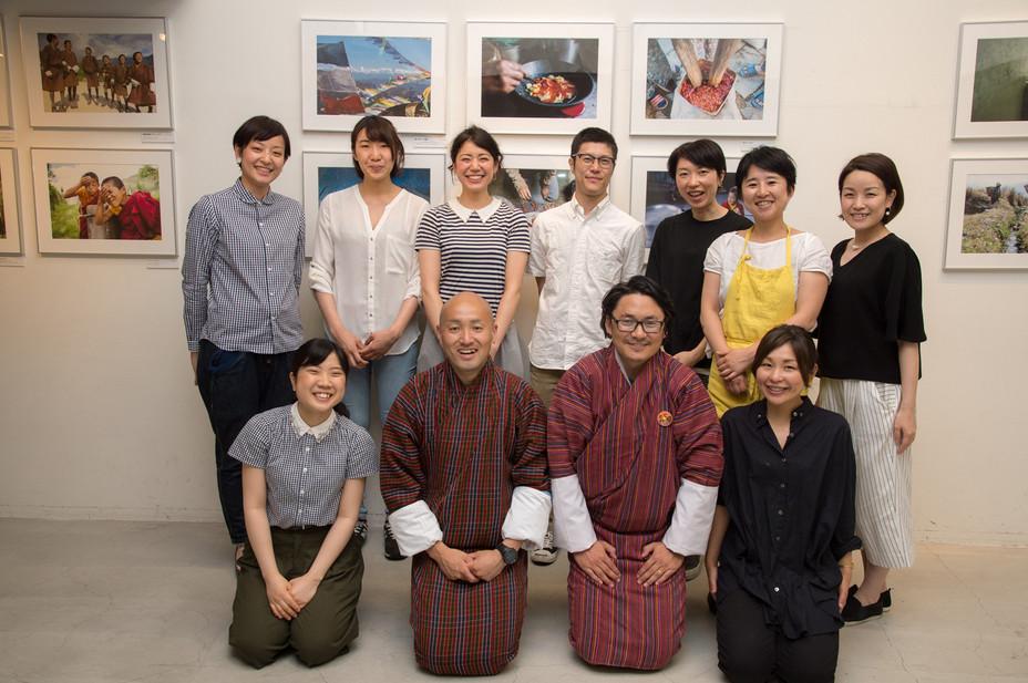 Soup Stock Tokyoさんとのコラボイベントおいしい教室 「幸せな国ブータンの、おいしい食卓」開催!