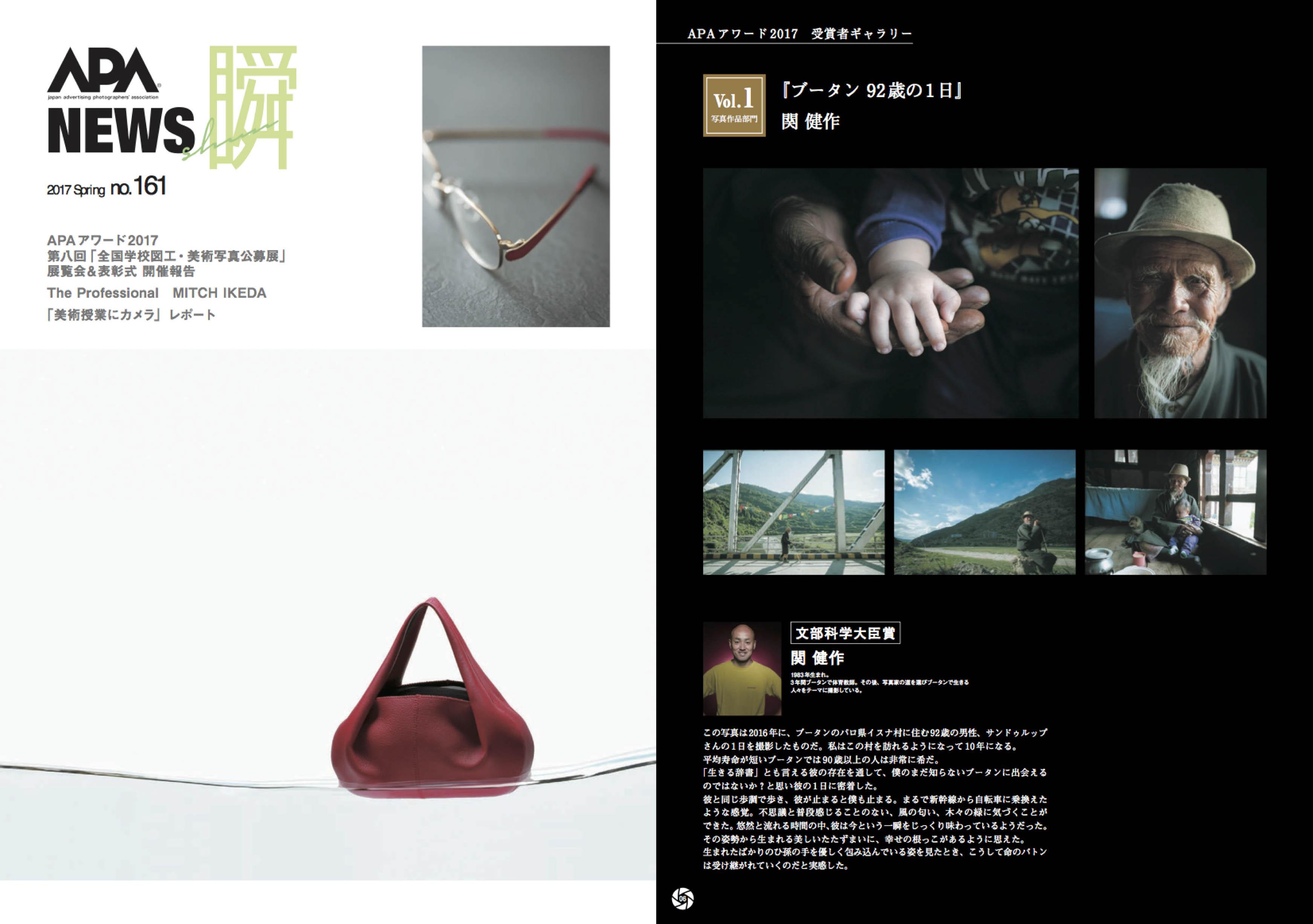 APA News 瞬 2017 Spring
