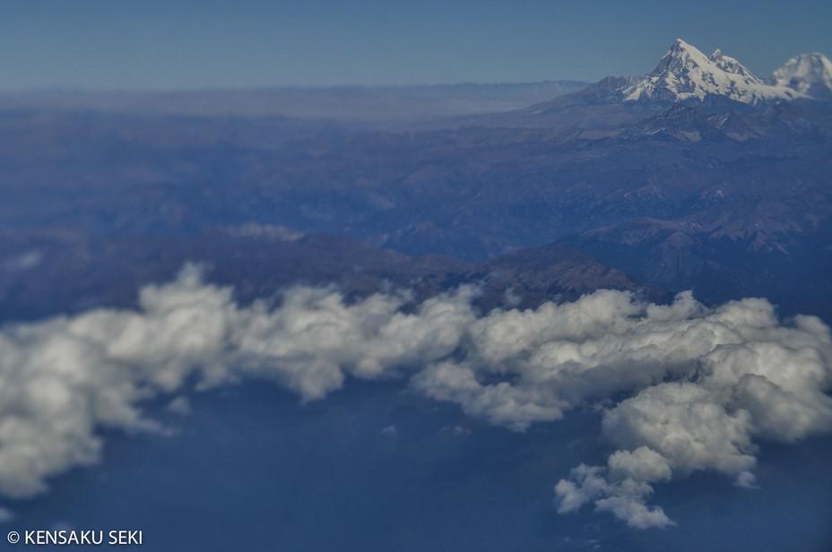 ブータンの絶景フライト