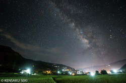 パロの夜空②・Bhutan2016